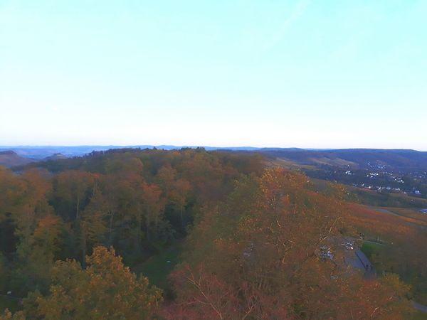 Berge, Aussicht Herbst Autumn
