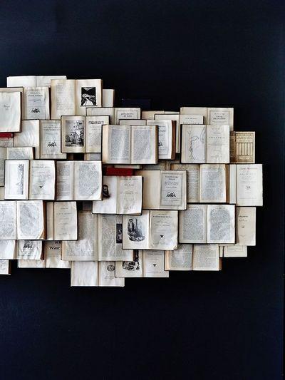 Books Abstract Hello World Interior Still