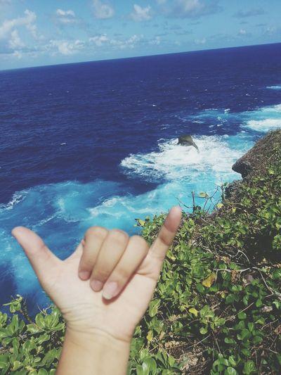 Home is where the heart is ♡♥♡ Saipan BanzaiCliff IslandBeauty HangLoose