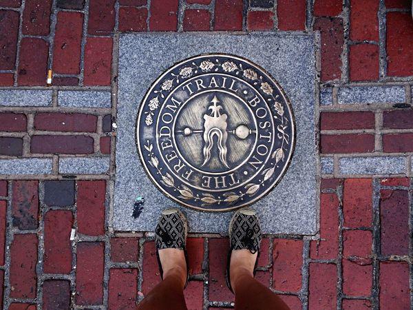 FreedomTrail Paulrevereshouse Boston