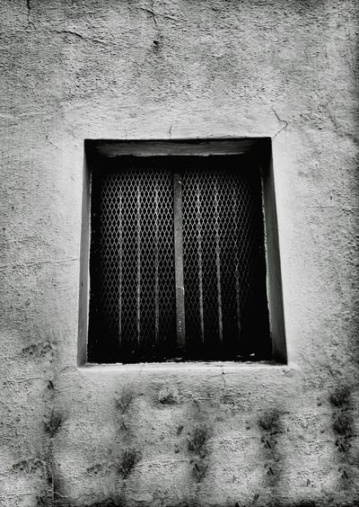 Where is the freedom?Window Architecture Pattern Indoors  No People Day Built Structure Textured  Close-up EyeEmNewHere The Secret Spaces Art Is Everywhere Place Of Heart