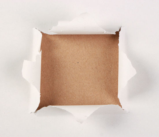 Blank Box - Container Brown Brown Paper Cardboard Cardboard Box Close-up Food Food And Drink Fragility Indoors  No People Open Paper Studio Shot White Background