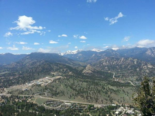 Estespark Rocky Mountains Hikingadventures Mountains Mountains And Sky Peaceful Landscape_Collection EyeEm Nature Lover Landscape_photography Windy Road