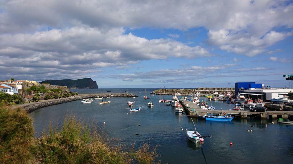 Azores EyeEm Selects Sailing Ship Yachting Water Nautical Vessel Yacht Cityscape Sea Harbor Beach City Marina