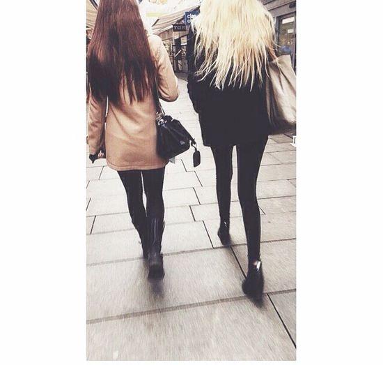 Walk This Way Walk Girls Vintage