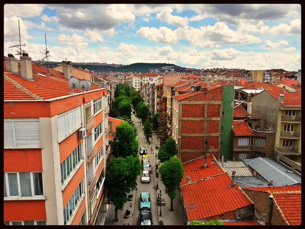 Cloud Eskişehir Street Photography