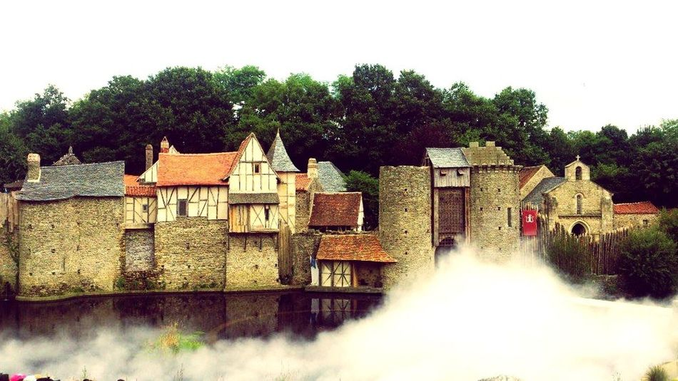 France Summer Puy Du Fou