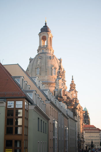 Low angle view of building