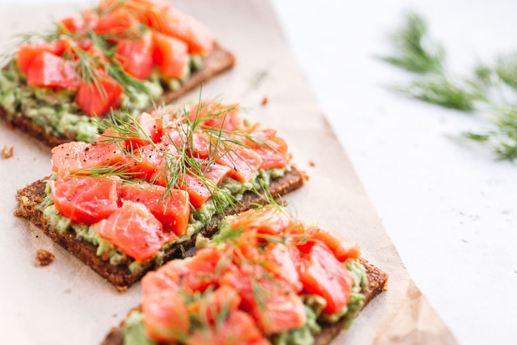 Food Food And Drink Freshness Healthy Eating Vegetable Herb Fruit Tomato Wellbeing Bread Meal No People Close-up Plant Selective Focus Ready-to-eat Spice SLICE Gourmet Garnish Snack Dinner Toasted Vegetarian Food Breakfast