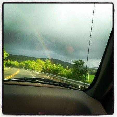 I needed this... :) Rainbow Good Sighn :)