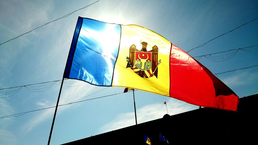 Tricolor :) Moldova Patriotism Basarabiaeromania Beautiful Country First Eyeem Photo