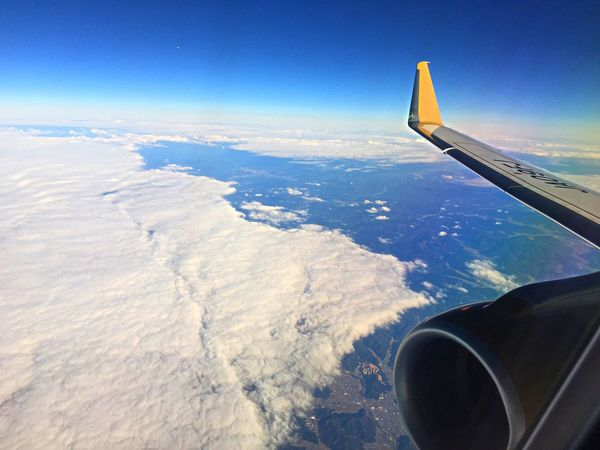 Showcase: January Clouds Cloudland Cloud Sea (雲海) Cloud_collection  Clouds And Sky From An Airplane Window Sea Of clouds