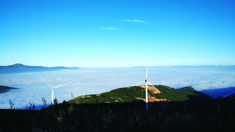 Mar De Nubes Good Morning Nice View