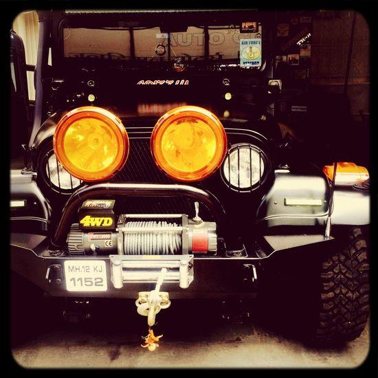 Jeep 4*4 feel the fun