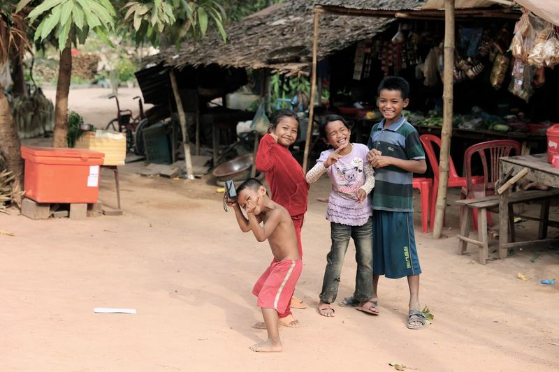 Innocence Of Youth Innocent Face Innocence Kid Photography Rural Life Rural Siem Reap Cambodia Cambodian Cambodian Children The Photojournalist - 2017 EyeEm Awards