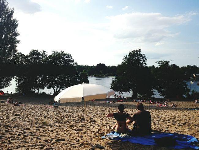 Summer2015 25 Days Of Summer Summer Vibes Berliner Ansichten EyeEm Deutschland Summer Views