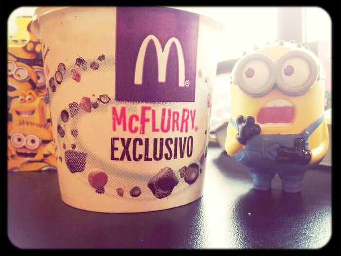 Happyness :D Love EyeEm <3 McDonald's Cute Photography