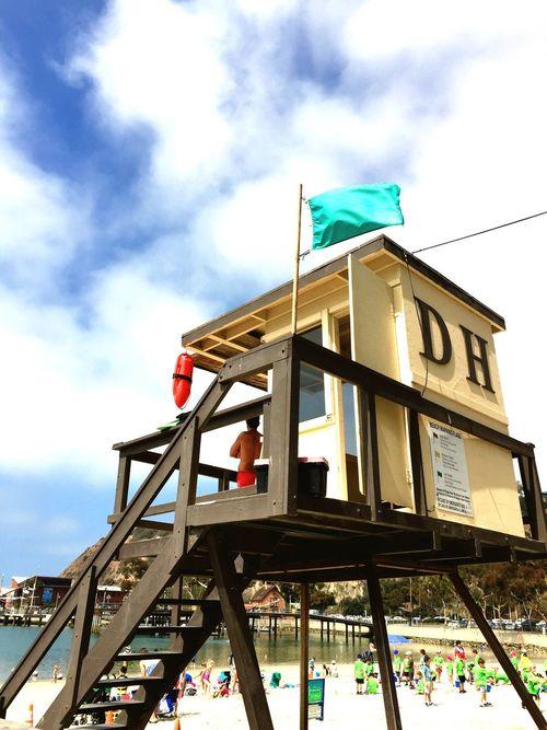 Dana Harbor Life Guard Dana Point, Ca Lifeguard  IPhoneography SoCal Beach Dana Point Harbor Iphoneonly