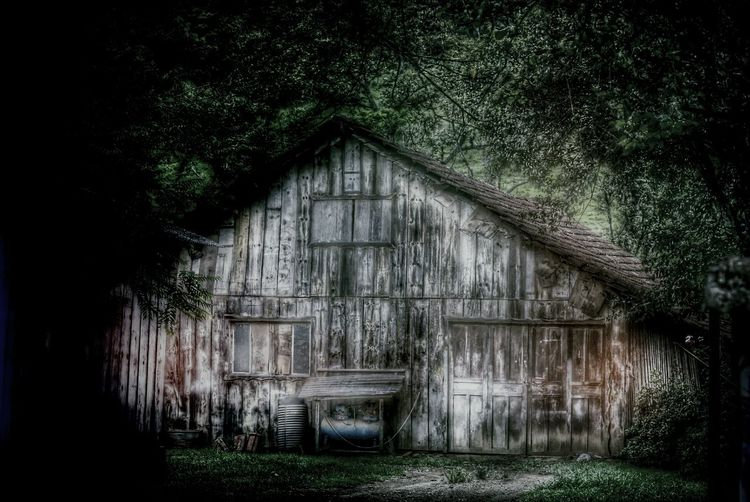 a 2nd. Version of This Old Barn EyeEm Best Edits NEM Painterly Hdr_Collection