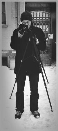 Streetphoto_bw EyeEm Masterclass Mobile Streetphotography The Press - Work