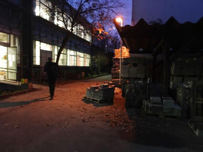 Ausbildungszentrum Bauwirtschaft Morgens
