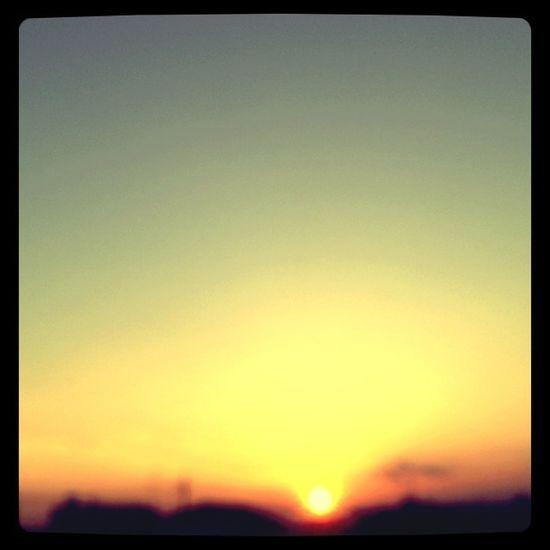 Sunset ぽ