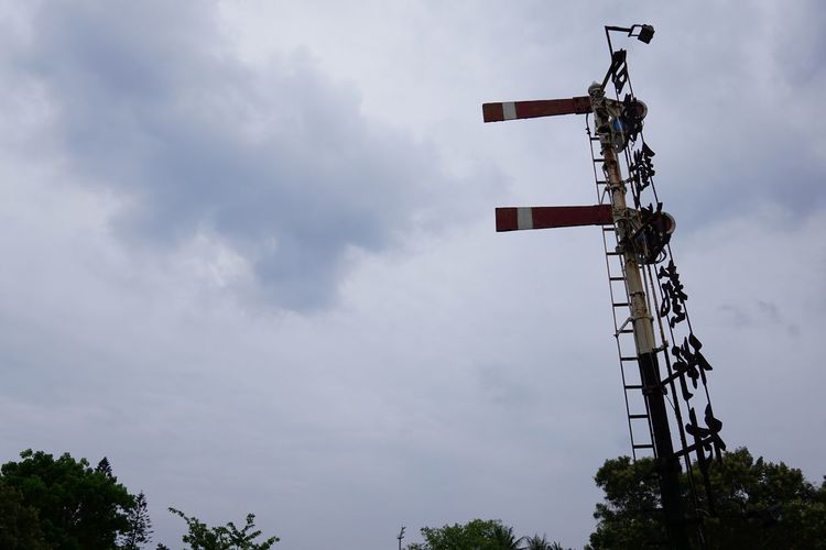 Alternative Energy Cloud Cloud - Sky Cloudy Day Development Environmental Conservation Growth High Section Low Angle View Nature No People Outdoors Overcast Renewable Energy Sky Tall - High Tranquility Tree Weather Wind Power Windmill
