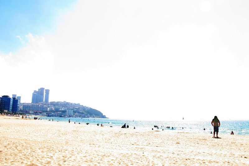 Sea In Busan