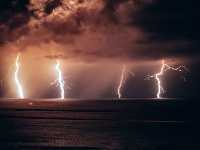 Panasonic  Long Exposure Night Photography Nightphotography Gh5 Ominous Outdoors Vitality Nature Forked Lightning No People Night Dramatic Sky Storm Cloud Sky Beauty In Nature Power Thunderstorm Power In Nature Storm Cloud - Sky Lightning Light EyeEm Best Shots EyeEmNewHere