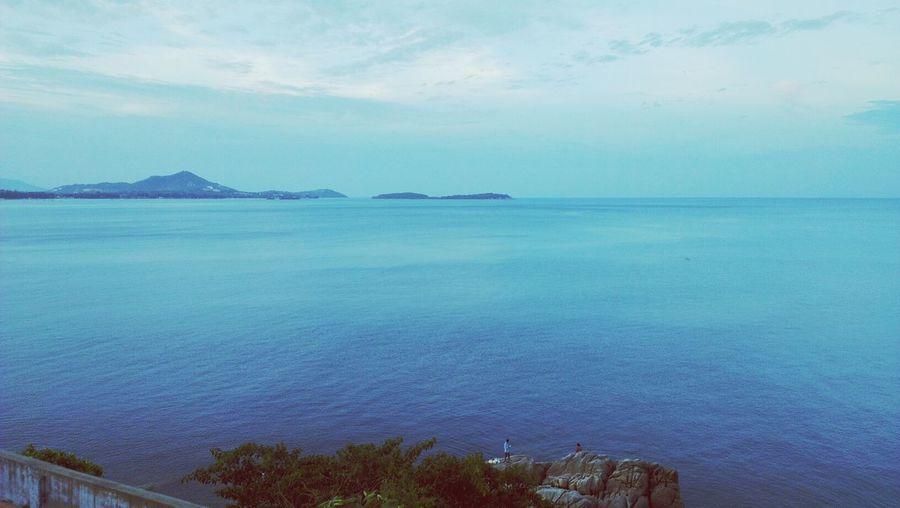 Thailand_allshots Blue Sea Beach