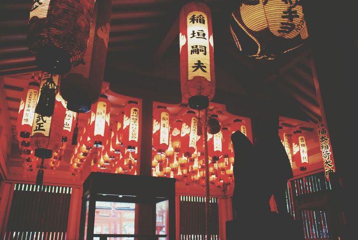 神戸 Traveling 神社