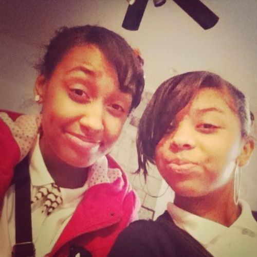 Me Nd My Sister Chillin