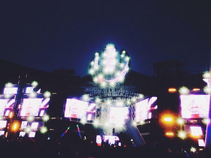 Ultra Ultra Music Festival Ultra Korea Music Party Event Dance