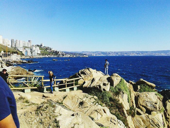 🌊🌅🌞 Ciudad bella... Mar Playa Beach Dunas Viñaciudadbella