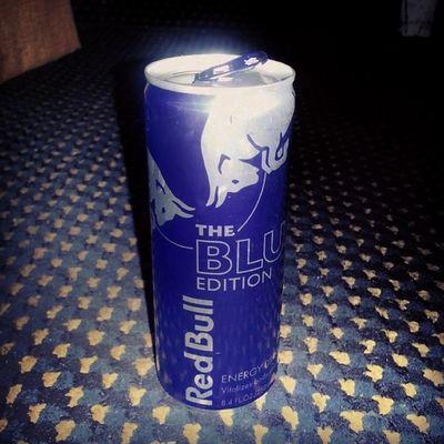 Blueberry Red Bull ♡ Phenomenal