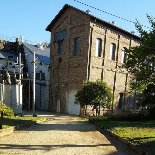 Historic Folsom Powerhouse California Beautiful