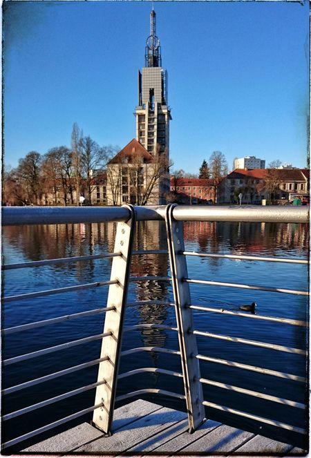 Cityview Potsdam Potsdam_city Havel