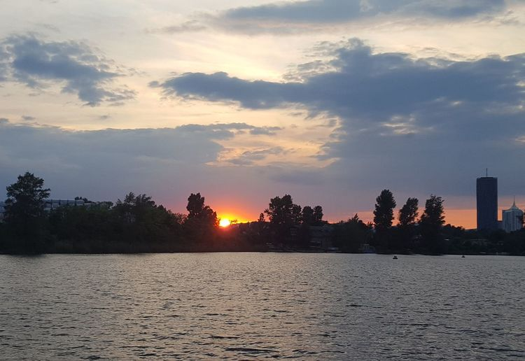 Sunset Nofilterneeded Dsb