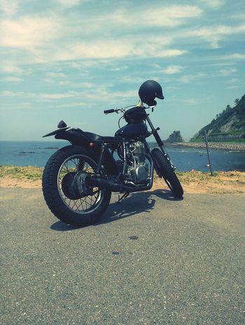 Sr400 Motorcycle Motorcycle Trip