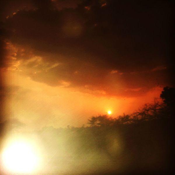 Yudhvir Nature India Landscapes Sunset