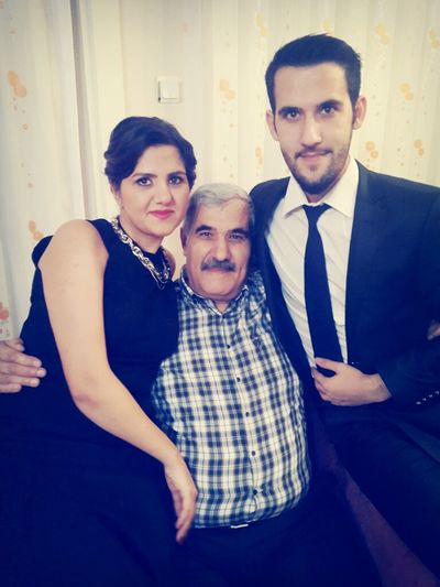 Myfamily Sister With My Dady Me