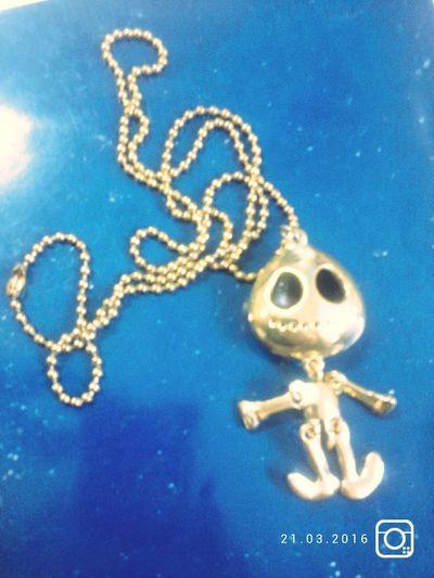 Skeleton Jevellery Gift Cute♡