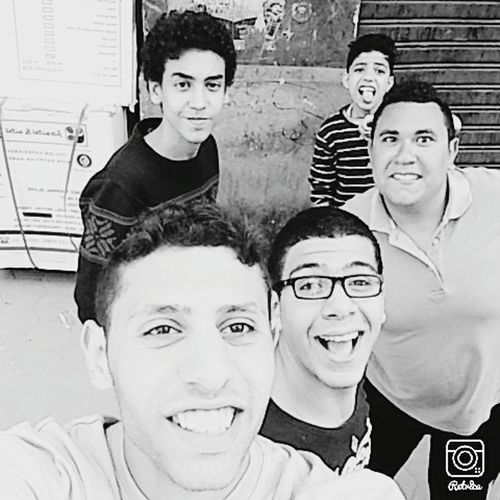 Freinds Happy :)