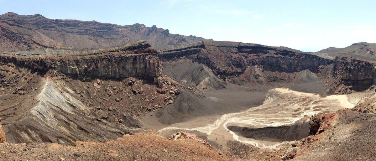 Landscape Nature Volcano