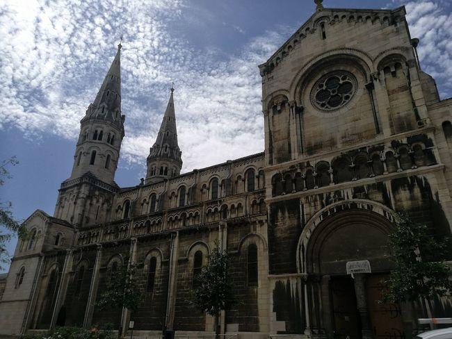Architecture Religion History Built Structure Low Angle View Cloud - Sky Tourism