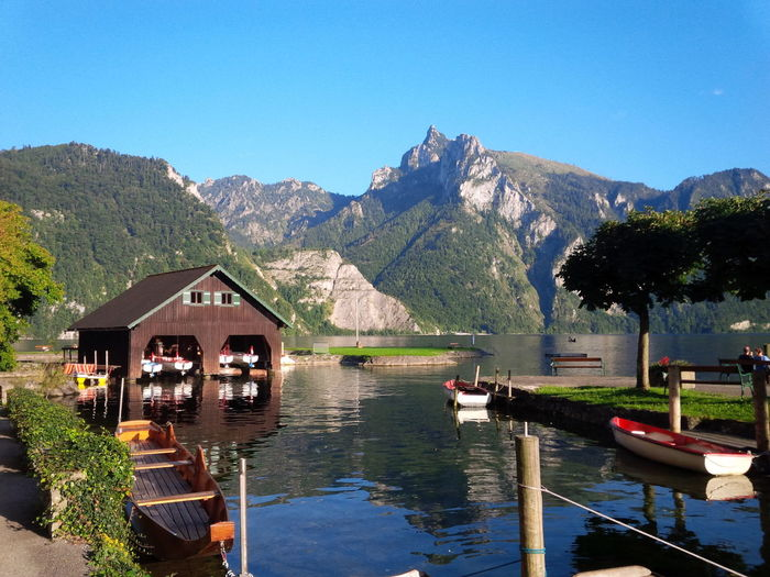 Austria Boat