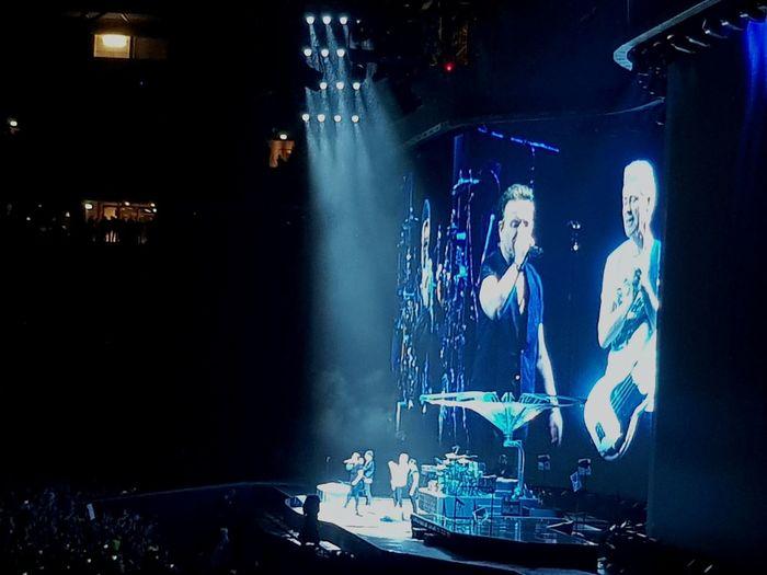 U2 The Joshua Tree Tour 2017 U2 Bono U2 Concert U2Berlin U2 Germany U2live U2 Live Discover Berlin