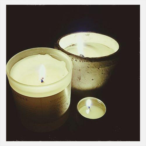 Candle Night 真っ暗