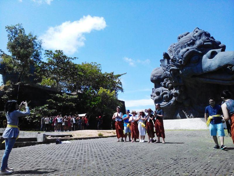 Feel The Journey Bali, Indonesia Garuda Wisnu Kencana Gwk Bali