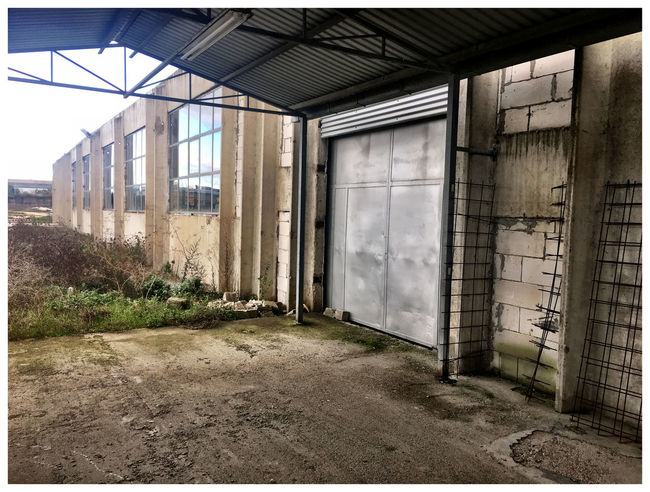 Architecture Building Exterior Built Structure Day Indoors  KFOR Kosovo No People Window